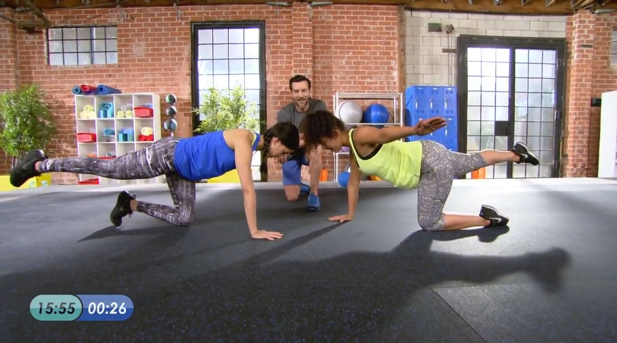 Tony Horton program vježbanja - Dynamic Doubles
