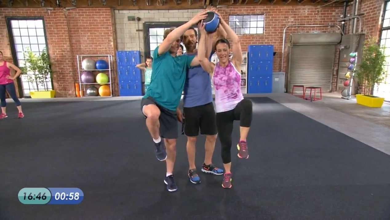 Tony Horton program vježbanja - Power Partners